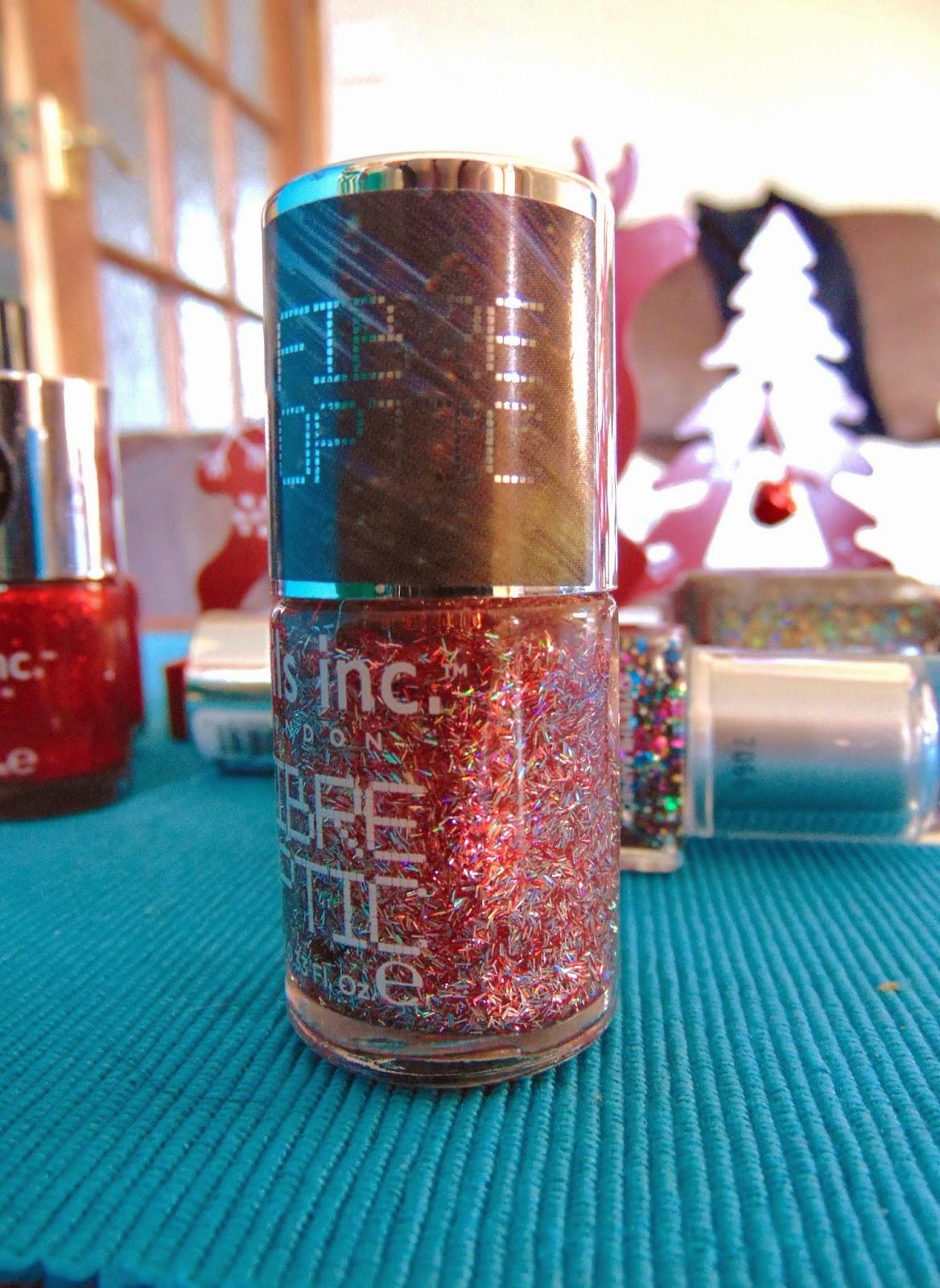 Nails Inc Belgravia place top ten