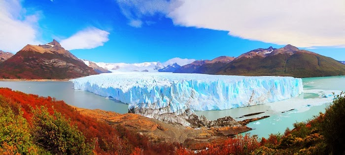 Perito Moreno, Santa Cruz Province, Argentina - Top 10 Amazing Sites Created by Snow and Ice