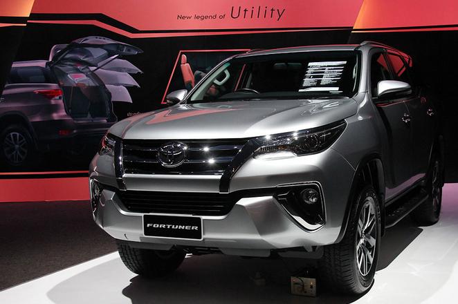 Peluncuran Toyota Fortuner Terbaru 2015 - 013