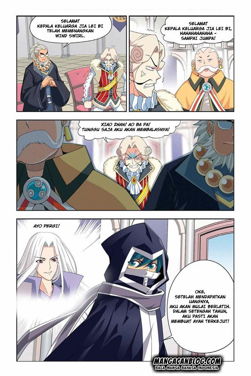 Battle Through Heaven Chapter 08-21