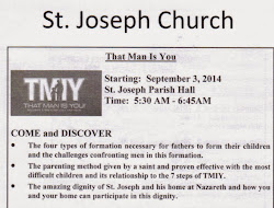 Starting September 3, 2014 * That Man Is You