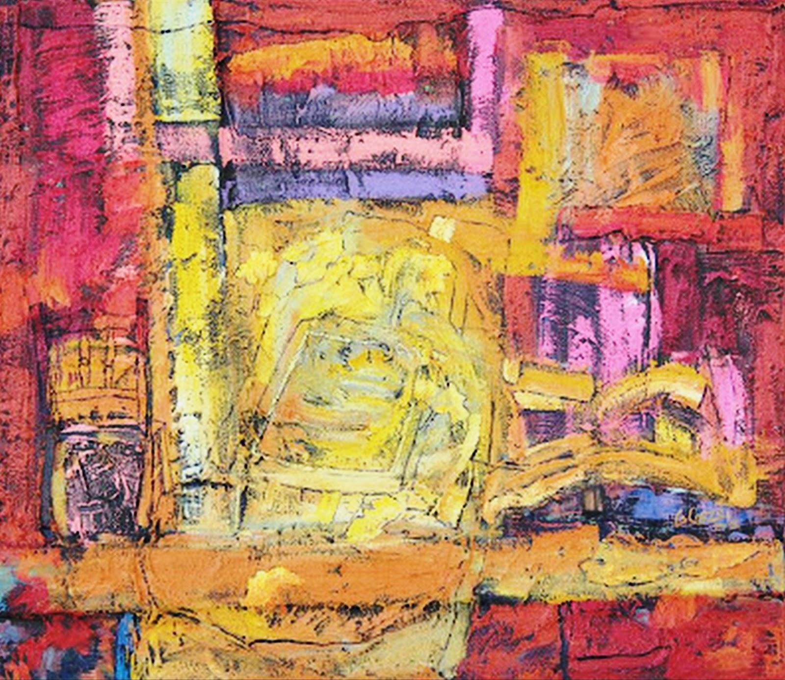 Cuadros modernos pinturas y dibujos cuadros modernos for Fotos de cuadros abstractos al oleo