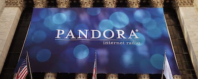 Pandora Interent Radio image