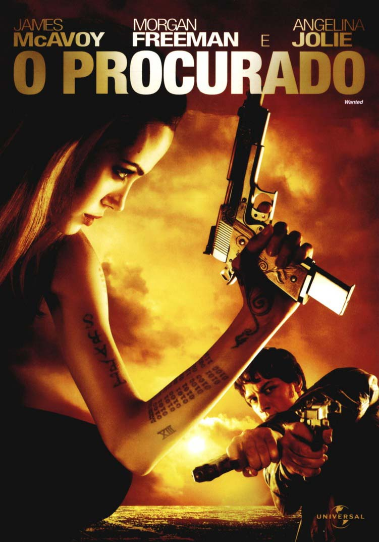 O Procurado Torrent - BluRay 720p/1080p Dublado