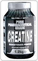 Combining creatine monohydrate with carbohydrates