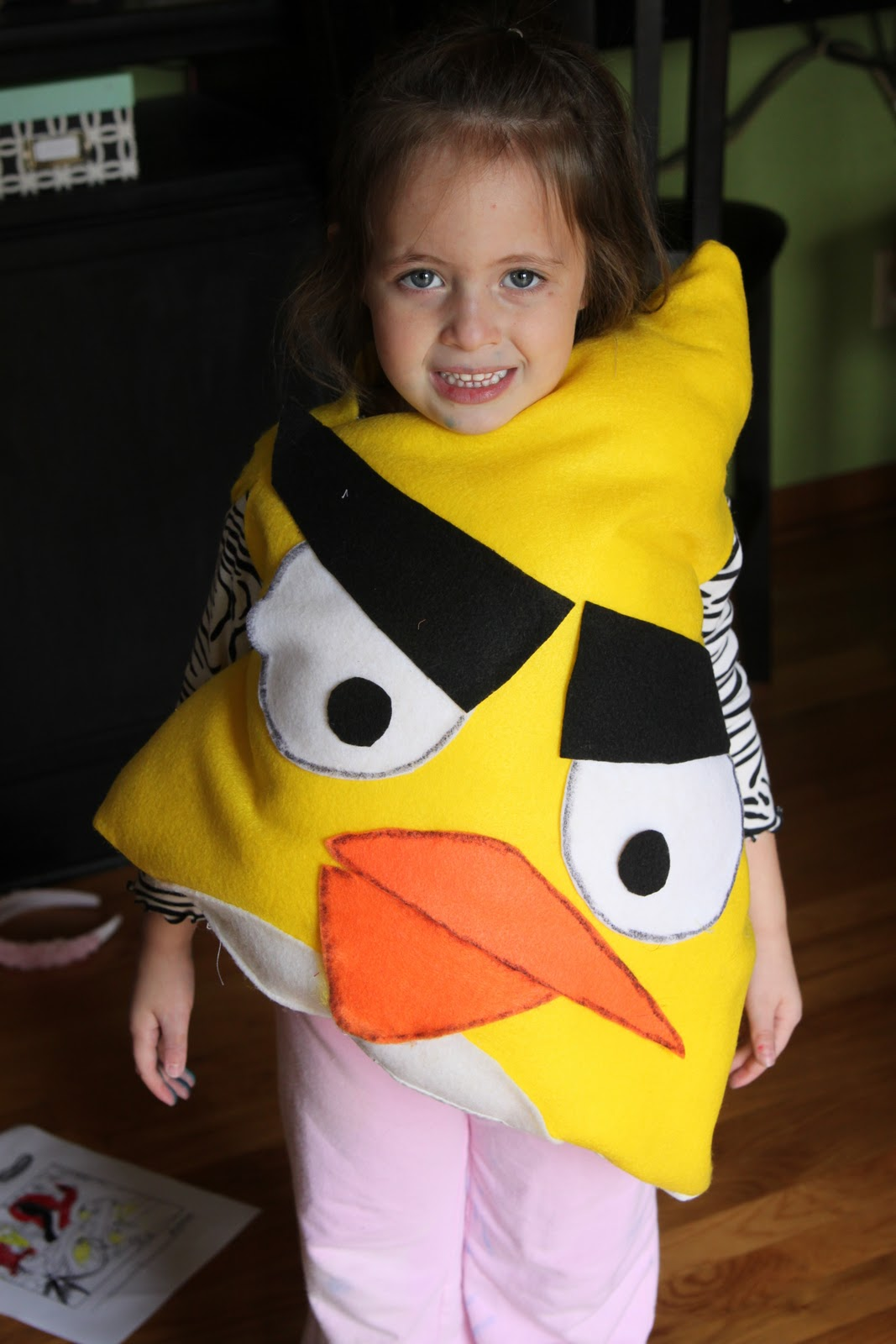 Angry Birds - Sugar Bee Crafts