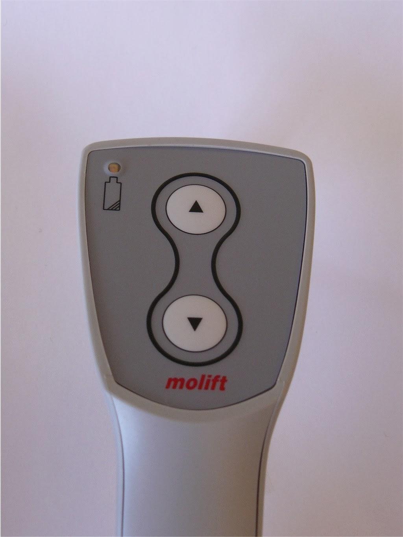 Molift Smart handcontrol