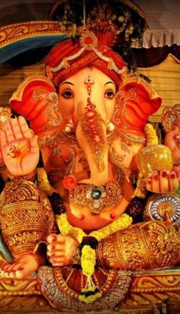 Best resolution Ganeshji Photo Allfreshwallpaper