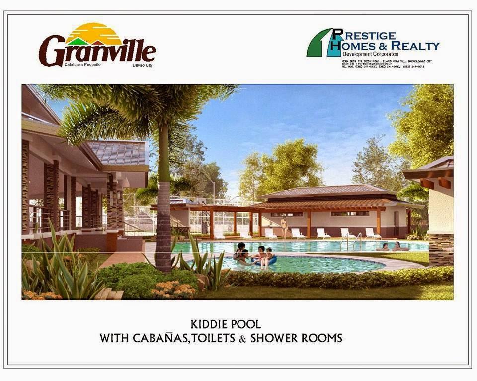 Granville Subdivisions Swimming Pool Davao City