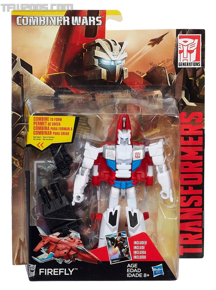 Hasbro - Transformers - The Combiner Wars - Aerialbots - Firefly