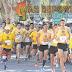 Fernández, presente en el Maratón Aniversario