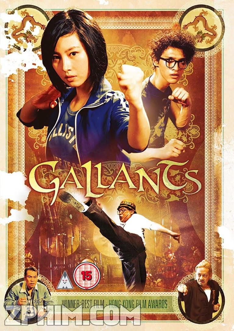Đả Lôi Đài - Gallants (2010) Poster