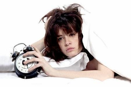 Image result for wanita kurang tidur