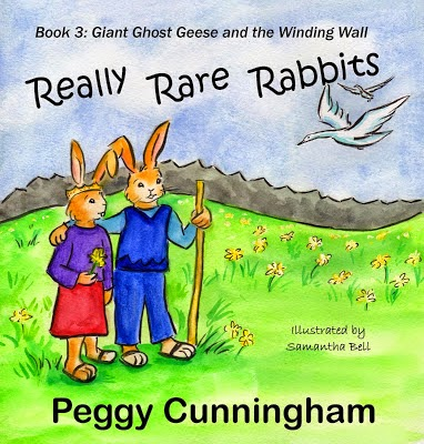 Really Rare Rabbits Book 3