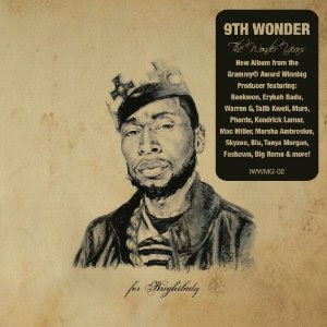 9th Wonder-The Wonder Years NEW (Rap)