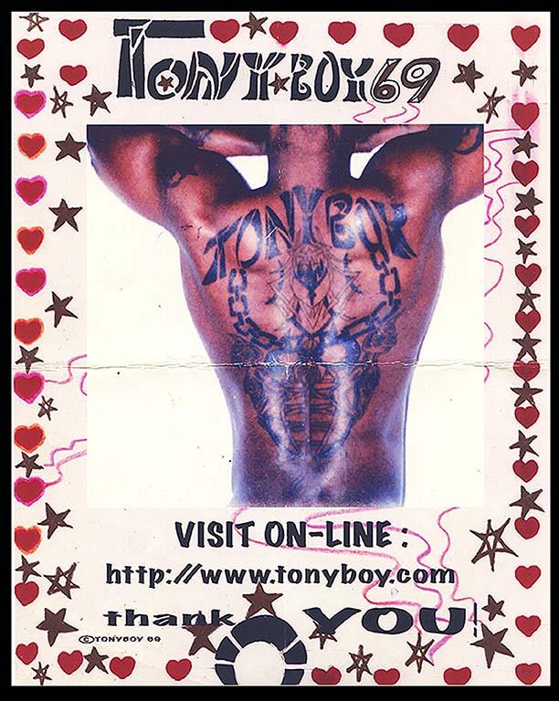 Promotional Piece Vintage