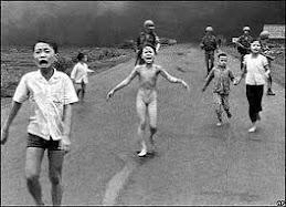 Vietnam y el Napalm en Trang Bang