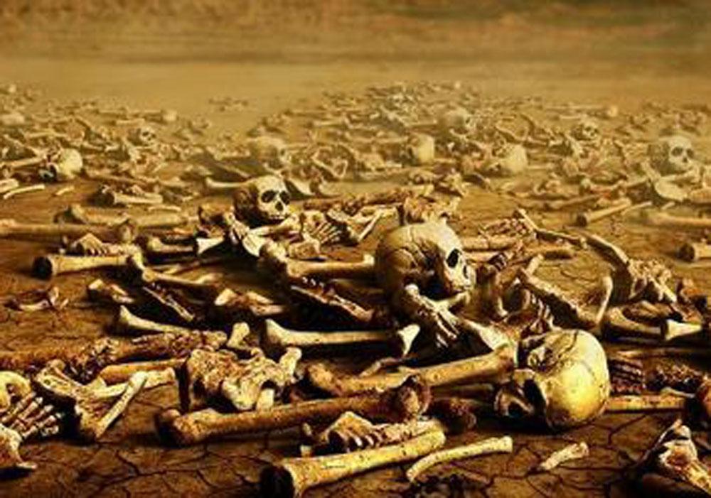vale dos ossos secos feito de ateus messiânicos