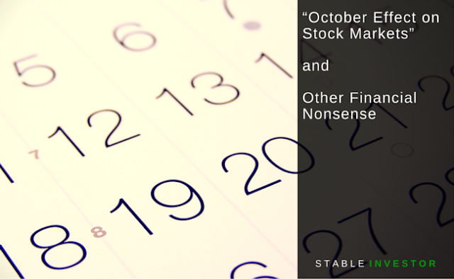 October Effect Stock Markets