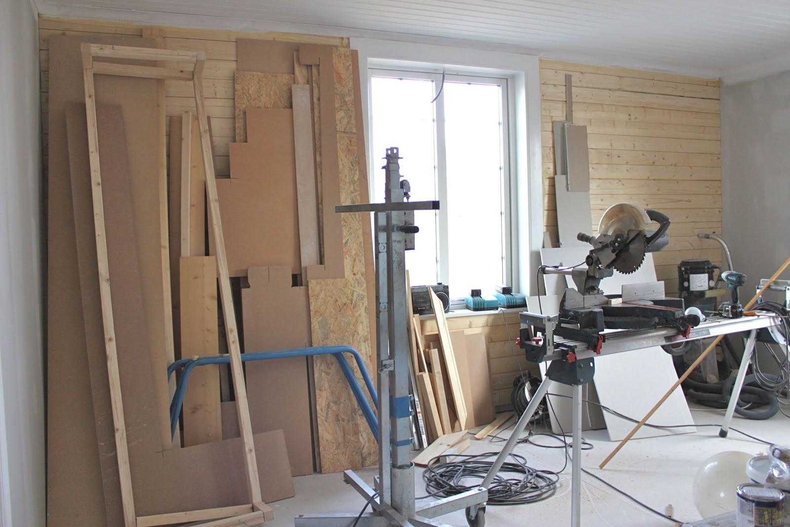 It's a house   en av sveriges största inredningsbloggar: panelvägg ...