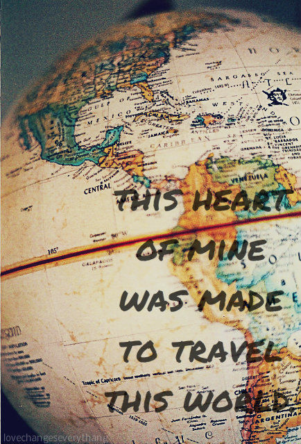 travel love