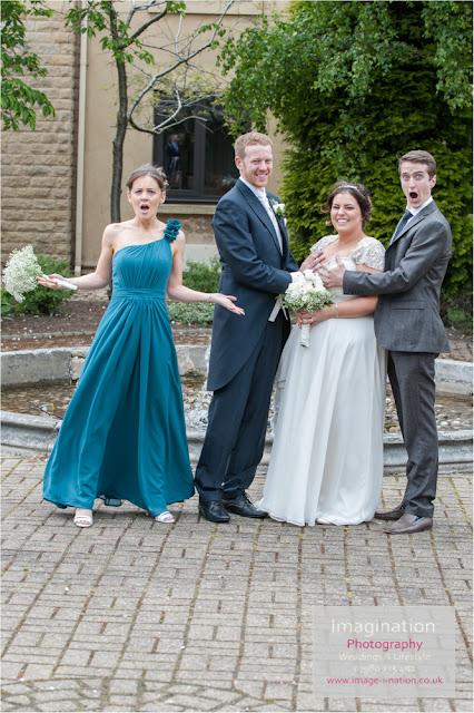 Huddersfield Wedding Photographer - Bev & David at Hilton ...