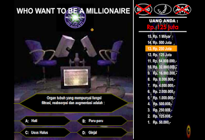 Who Wants to Be a Millionaire Game Gratis