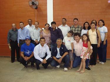 29º Projeto Missionário em Cáceres/MT