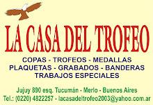 LA CASA DEL TROFEO
