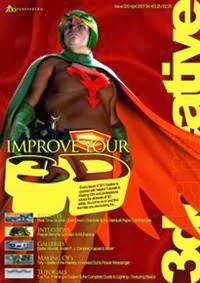 3DCreative Magazine Issue 020 April 2007