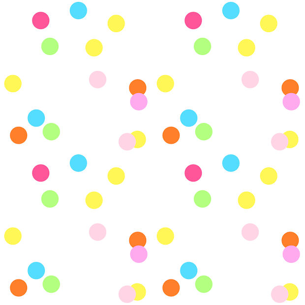 free digital confetti scrapbooking