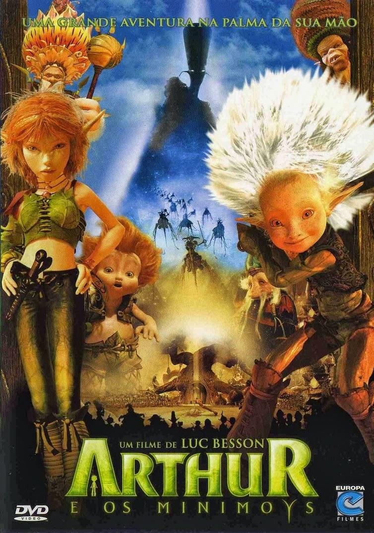 Arthur e Os Minimoys – Dublado