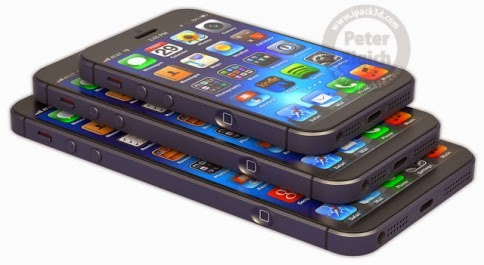 Ukuran Layar iPhone 6