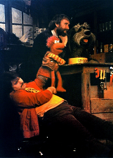 fragglerock terryangus gobo jimhenson and sprocket