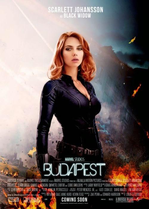 Hasil gambar untuk Black Widow Solo Movie