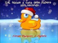 """Sal  """"Il Natale a casa delle Papere"""""""