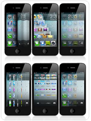 Unlock new animations for iOS 5