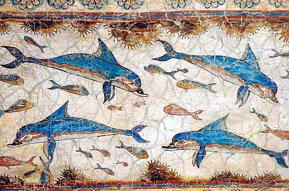 H Σημασία των δελφινιών στην αρχαία Ελλάδα