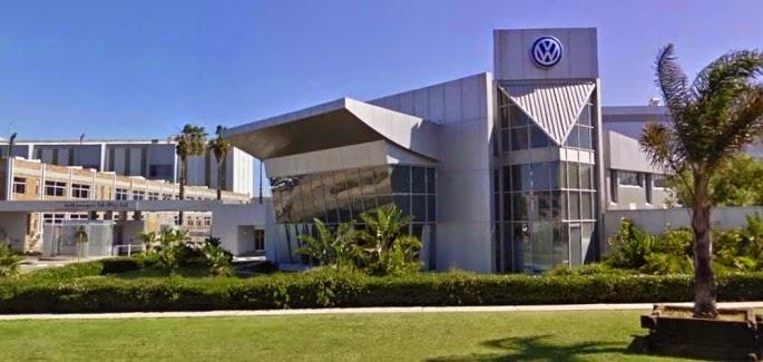 Volkswagen Sudáfrica