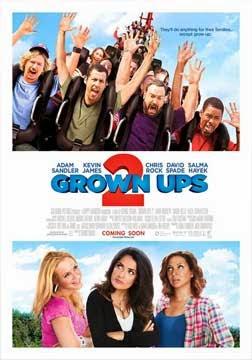 Grown Ups 2 2013 poster