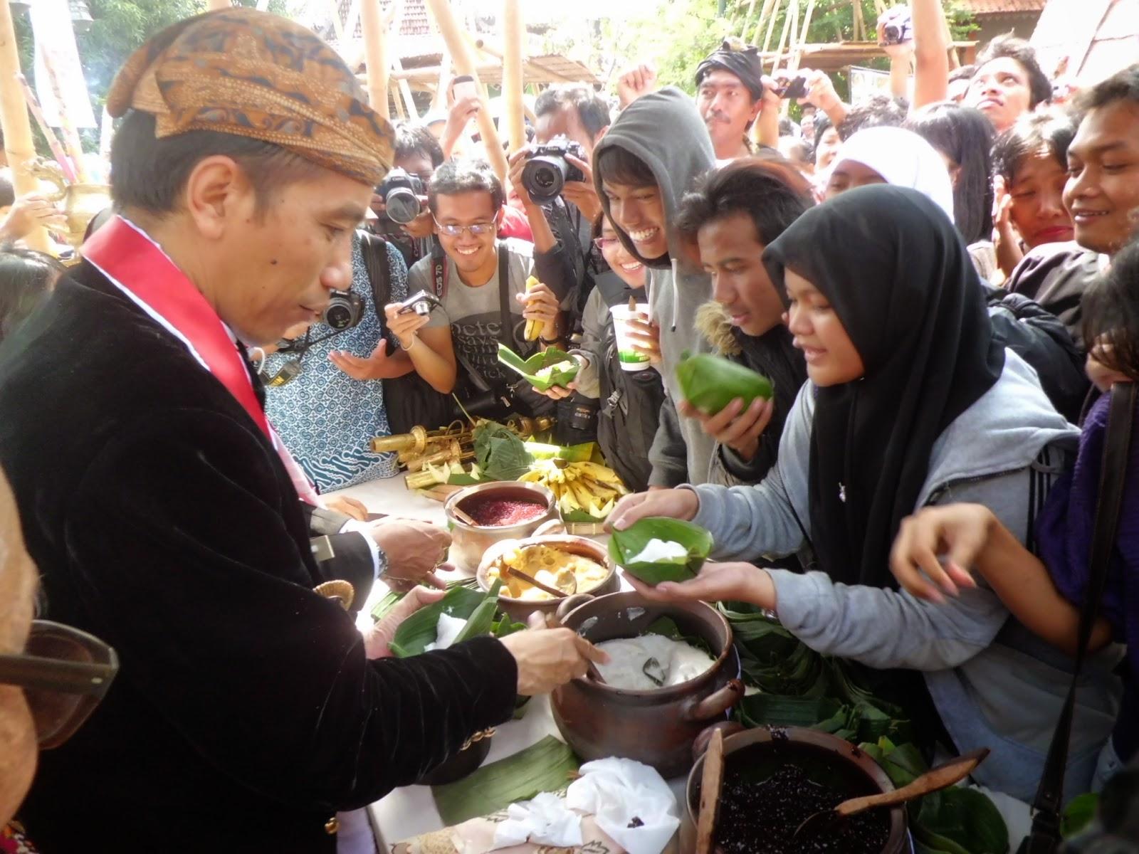 Ikutan Yuk! Jelajah Kuliner Kampung Presiden Di Solo