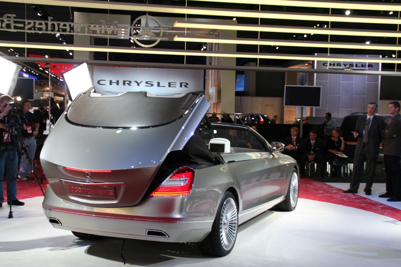 Future Car Rendering  MercedesBenz SClass Cabriolet Ready