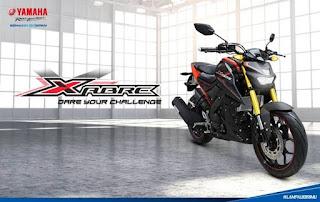 Gambar Motor Yamaha Xabre 150 Terbaru 2016
