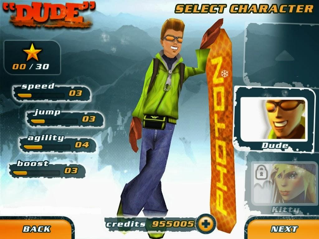 Snowboard Hero Hack v1.6
