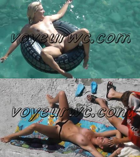 BeachHunters 17775-17814 (Beach Voyeur, Candid, Nude, Topless)