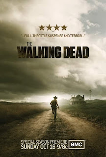 teaser poster the walking dead season 2 Baixar The Walking Dead [S02E05] 2x05   Chupacabra   AVI + RMVB Legendado
