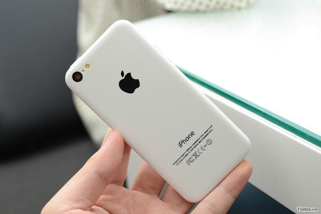 iPhone 5C Concept
