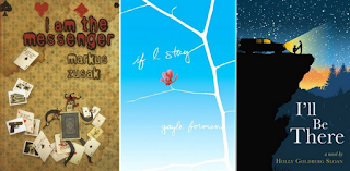 Book News and Reviews: BCPLs Ultimate Teen Booklist, Part
