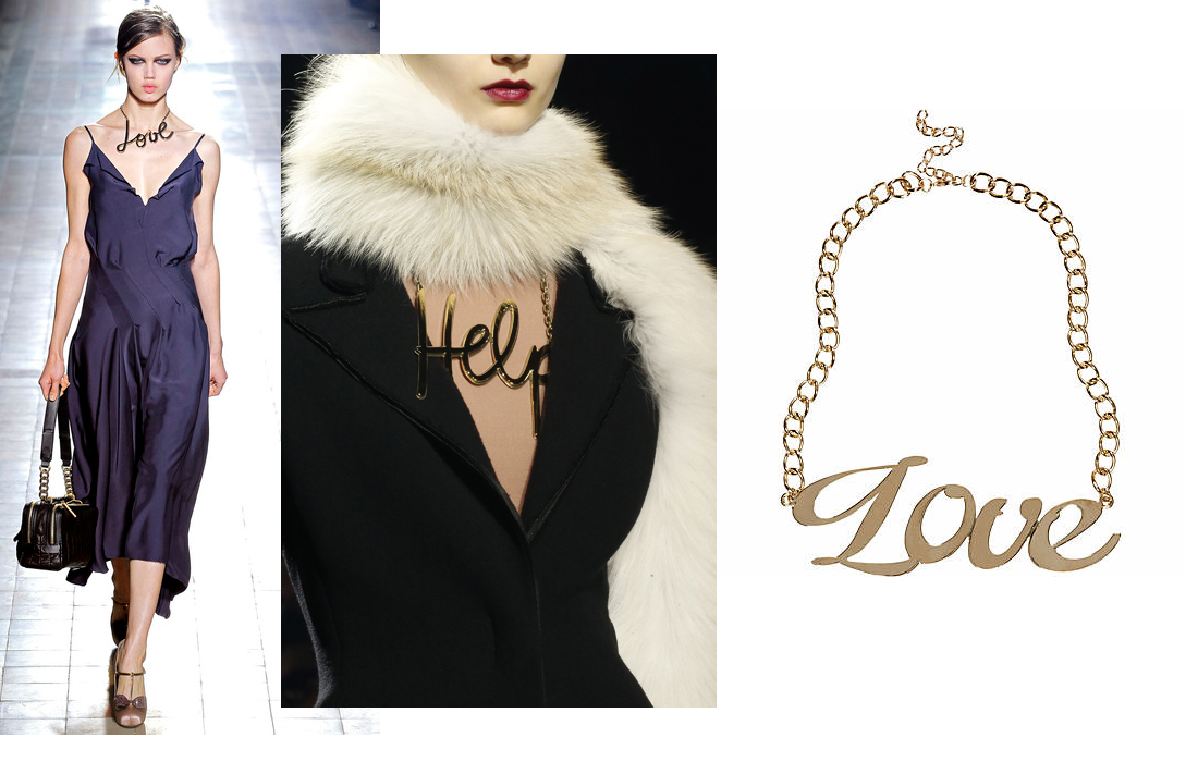 River Island Necklace