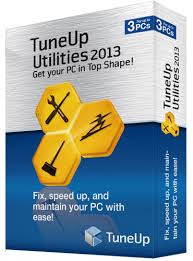 free download TuneUp Utilities 2013 Latest Version with serial key
